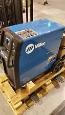Miller Millermatic 212 MIG Welder Package (907405) Freight Damage