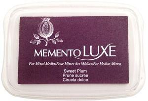 Memento Luxe SWEET PLUM Ink Pad Tsukineko ML-506