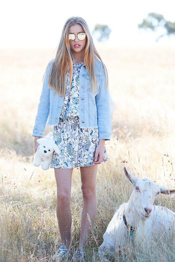 Meike Jacket + Sasha Dress - Pavement Brands
