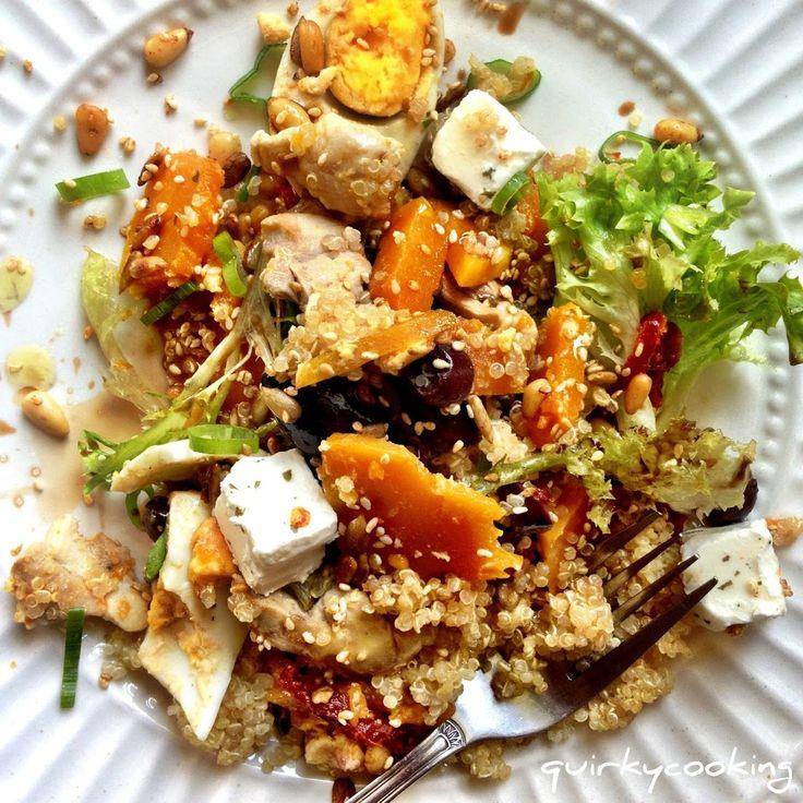 Quinoa Salad, Thermomix Style!