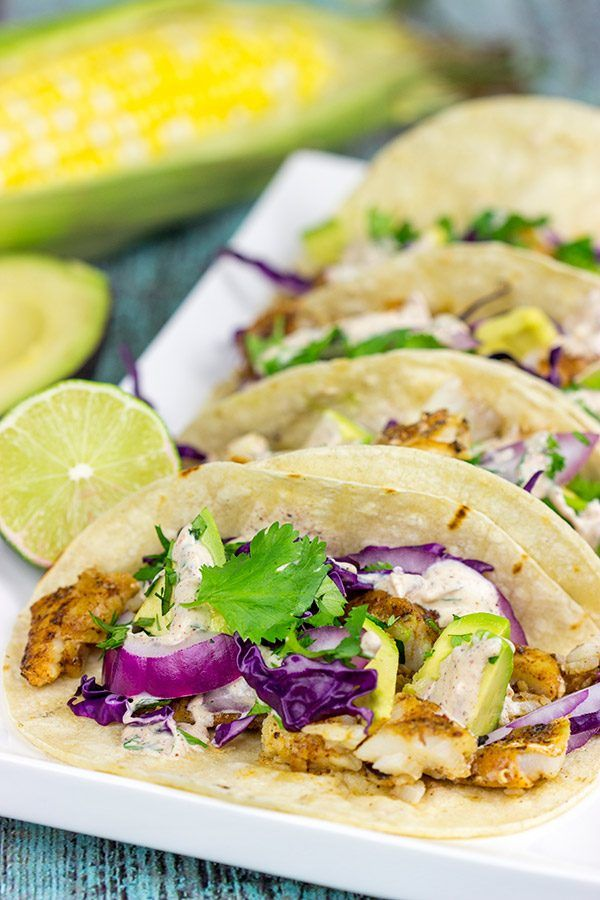 Grilled fish tacos recipe tacos grilled fish and for Grilled fish taco recipe
