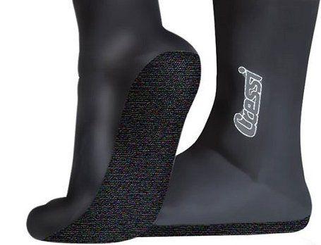 Cressi Anti-Slip Boots (Sock/Kaos Kaki Neoprene Freediving)