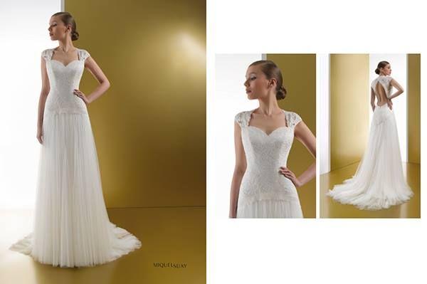 Vestidos de noiva 2015: as primeiras novidades da Vestidus