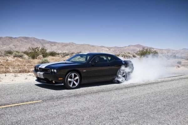 Dodge Challenger SRT8 392 modelo 2012