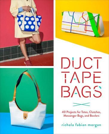 What if a designer handbag were as easy to craft as a duct tape wallet? Now it is with this easy-to-follow guide to making 40 handbags so fashionable, you won't actually believe they're made of duct-tape. Part art-piece, part usable accessory, Richela Fabian Morgan shows how each of these gorgeous handbags can be recreated one manageable section at a time. Designs include: · Clutches and wristlets · Hobo and Shoulder Bags · Satchels · Messenger and Flap Bags · Tote Bags With detailed…
