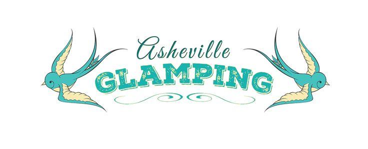 Glamping Vacation rentals in Asheville North Carolina, Vintage camper rental asheville, airstream rental asheville, yurt rental asheville, ashville glamping, bell tent asheville, tent cabin asheville north carolina, north carolina glamping, vintage camper