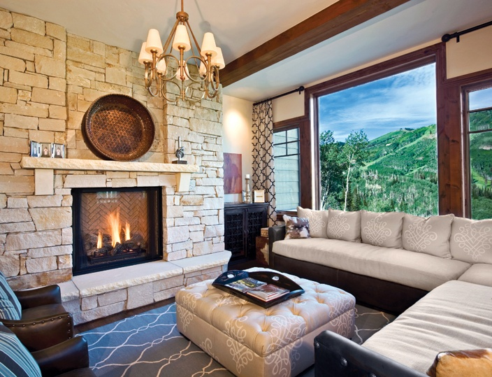 Furniture For A Luxury Condo In Park City