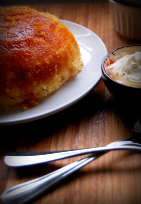 how to make golden syrup pudding