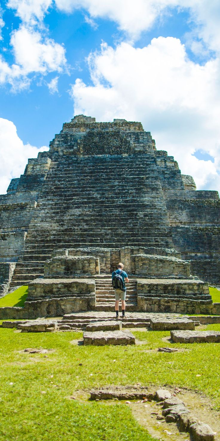 8 Hours In Costa Maya, Mexico   What would you do with 8 hours in Costa Maya? The secluded Chacchoben ruins near the Belize border were a location for sacred pilgrimage by the ancient Mayans. Cruise with Royal Caribbean and book the Chacchoben Mayan Ruins tour to learn more about these historic cultural landmarks.