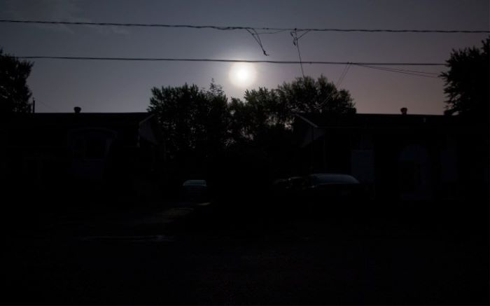 Eskom - sadly, one day, this could be our night view