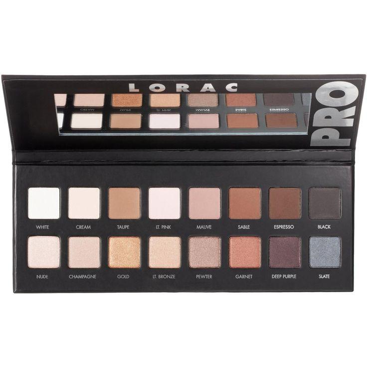 LORAC Pro Palette Eyeshadow Lidschatten OBESSED