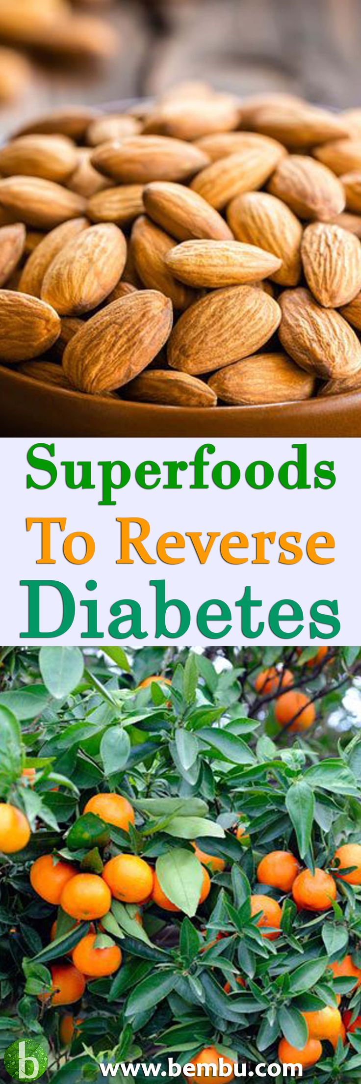 12 Superfoods to Reverse Diabetes