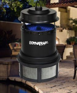 this great dynatrap 2000xl is a great alternative to a propane powerd mosquito trap and