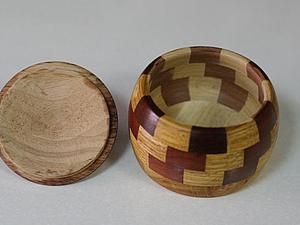 Изготовление деревянной солонки | Ярмарка Мастеров - ручная работа, handmade