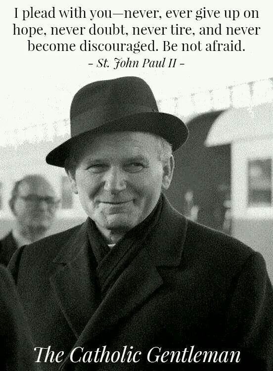 St. John Paul II                                                                                                                                                                                 More
