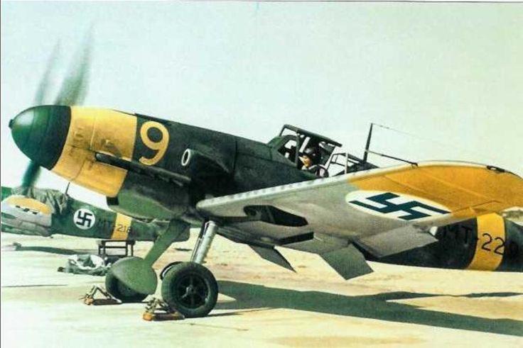 Messerschmitt Bf 109G-2 - Messerschmitt Bf 109 - Wikipedia, la enciclopedia libre