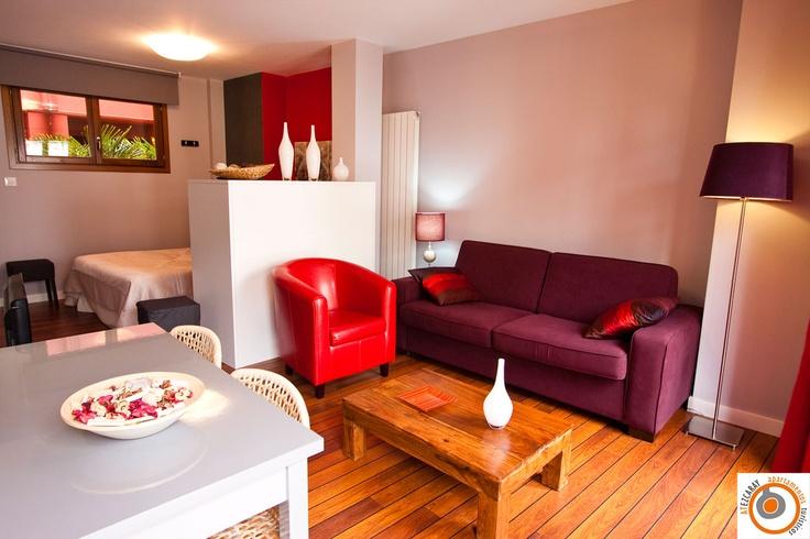 Las 25 mejores ideas sobre apartamentos estudios de tipo - Apartamento tipo loft ...