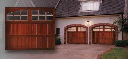 RESERVE® WOOD collection SEMI-CUSTOM series    We are a distributor of clopay door visit us at http://www.phoenixazgaragedoorrepair.com/