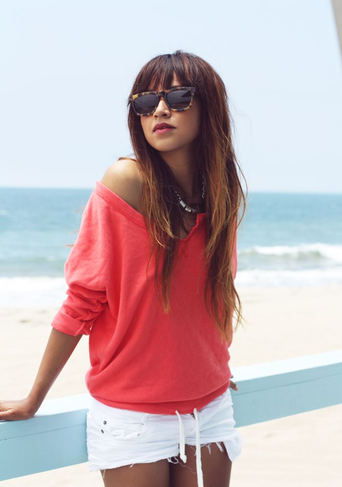 Like this summer outfit.