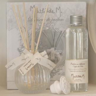 Promotions Mathilde M Lait de Figue Diffuseur Parfums dambiance