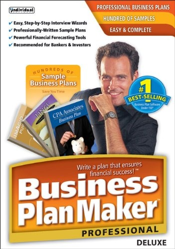 Business Planmaker Professional Deluxe 9 [Download] - Sample Plans ...