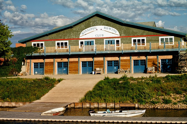 Winnipeg Rowing Club, via Flickr.