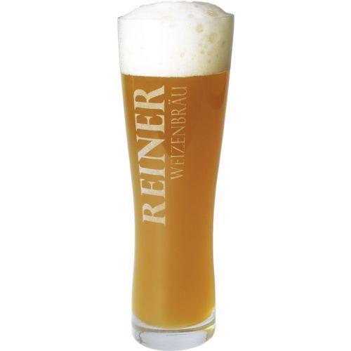 Frido Geschenk: Personalisierbares Bier-Glas mit Gravur