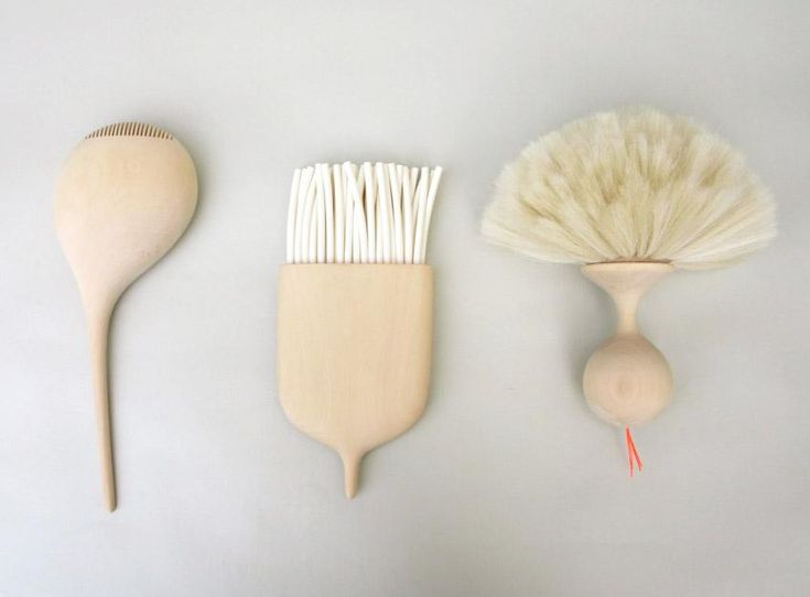 objects by Danish designer Line Depping