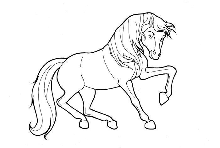 70 Animal Colouring Pages Free Download Print Horse Coloring Pages Animal Coloring Pages Horse Coloring