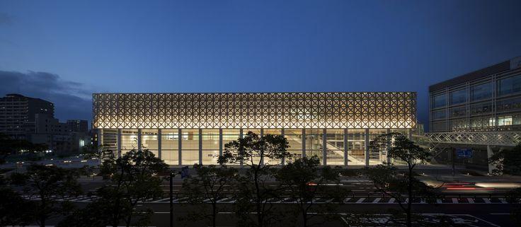 Galeria de Museu Oita / Shigeru Ban Architects - 4
