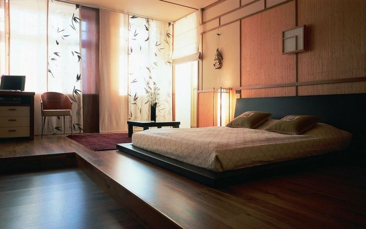 1000 id es propos de lit japonais sur pinterest. Black Bedroom Furniture Sets. Home Design Ideas