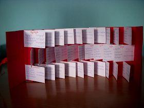 στην Τετάρτη τάξη: Βιβλίο με οικογένειες λέξεων