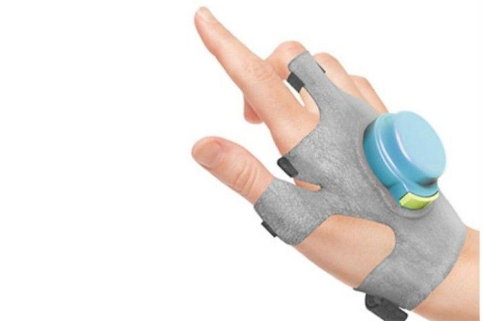 GyroGlove: tecnologia vestível que promete neutralizar o tremor das mãos causado pela doença de Parkinson