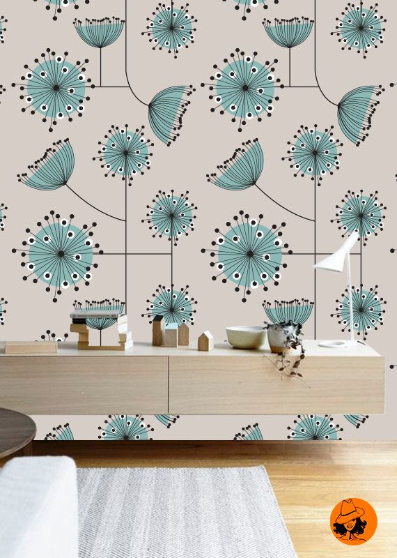 removable and adhesive wallpaper temporary wallpaper