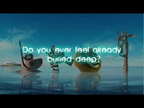 Firework song with Lyrics - Madagascar 3  Performed by Katy Perry    Subscribe!