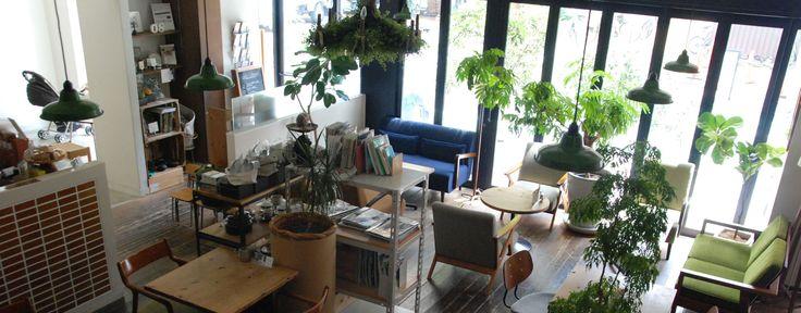 三鷹のカフェ Cafe Hi famiglia(ハイファミリア)