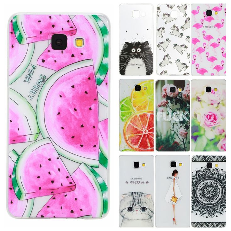 TPU Soft Cases 4.7For Samsung Galaxy A3 2016 case for Fundas Samsung A3 2016 A310 Printing Drawing Silicone Phone Cases Cover