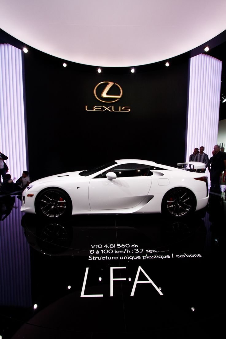 One Day: Lexus LFA