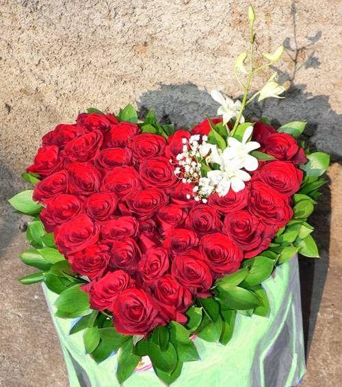 Bunga Valentine Sebagai Hadiah Di Hari Valentine | Toko Bunga by Florist Jakarta