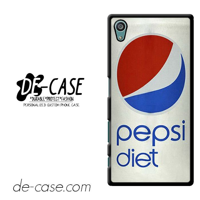 Pepsi Drink Diet DEAL-8531 Sony Phonecase Cover For Xperia Z5