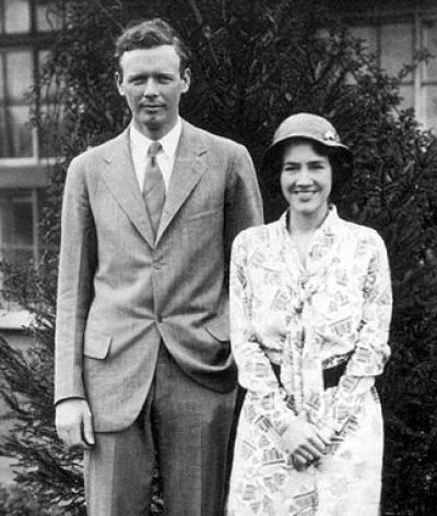 Charles Lindbergh and Anne Spencer Morrow were married on May 27, 1929.