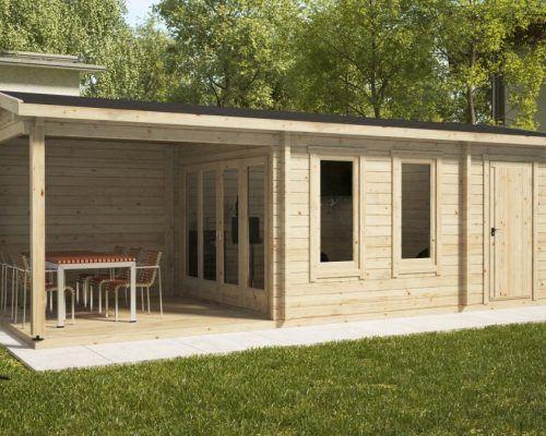 82 best Modern Summer Houses \ Garden Cabins images on Pinterest - outdoor k che kaufen