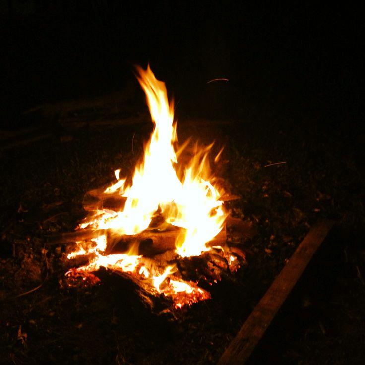 Bonfire evenings
