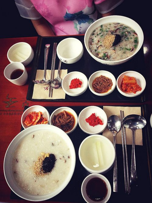 ... breakfast on Pinterest | Japanese rice, Rice porridge and Miso soup