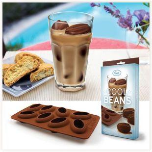 Moule à Glaçons Grains de Café #glaçons #cafe