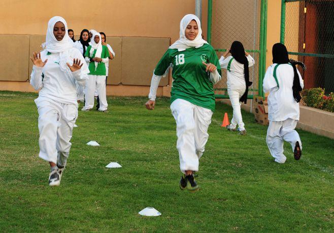 Women's Soccer (Saudi Arabia)