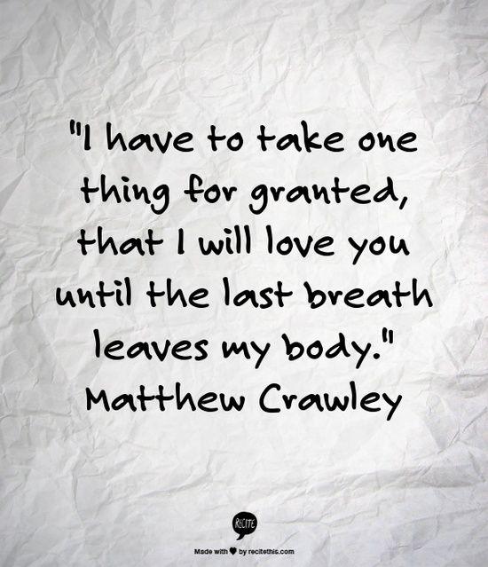 Matthew Crawley Quotes Season 3 Episode 8 - Google Search