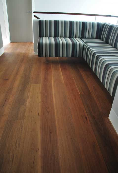 Grey Ironbark timber floor