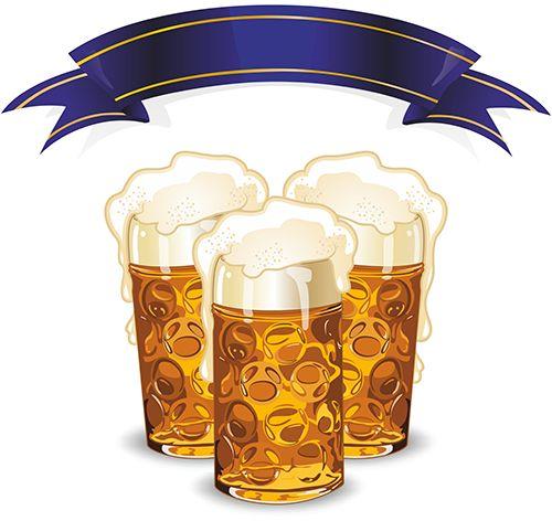 vectores - mundo de la cerveza 2f