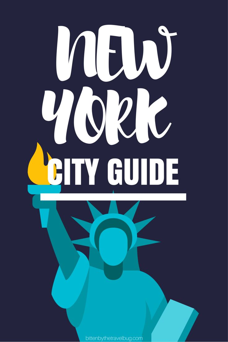 Thinking of visiting New York City? No matter what time of year you visit, these tried and tested spots will have you feeling like a local in no time! This guide includes what to see, where to eat, where to stay and - most importantly - where to shop! ;) | #NYC #NewYorkCity #NewYork #USA #travelguide #cityguide #DiscoverAmerica
